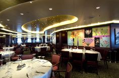 The Baytree Restaurant onboard the P&O Cruises Ventura cruise ship. Find out more at http://the-cruise-specialists.co.uk/c/line-display/?cruiseline=P%20and%20O&client=the-cruise-specialists&nLin=21