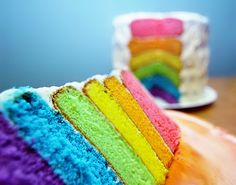 All the colors of the rainbow... and then some :)