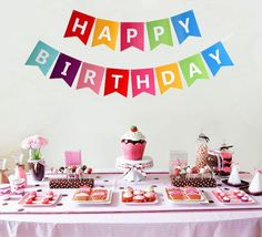 ft 50 Balloons and Ribbon Included by Blue Ribbon Colorful Happy Birthday Banner *** For more information, visit image link. (This is an affiliate link) 12th Birthday, First Birthday Parties, Birthday Celebration, Birthday Ideas, Birthday Traditions, Summer Birthday, Birthday Fun, Happy Birthday Candles, Happy Birthday Banners