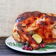 Apple Cider Sage Turkey Brine - have your best ever Thanksgiving Turkey!