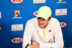 Roger Federer AO 2015