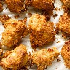 Ottolenghi - Southern fried chicken