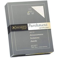 Fake parchment paper, perfect for the announcements, invitations, object cards, etc... :D