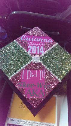 My grad cap!!!