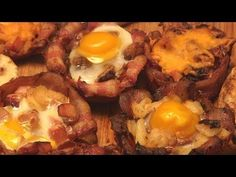Grilled Bacon Bowls recipe by the BBQ Pit Boys - YouTube