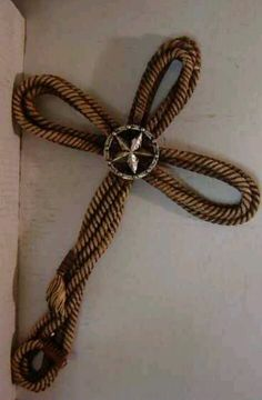 Rope cross
