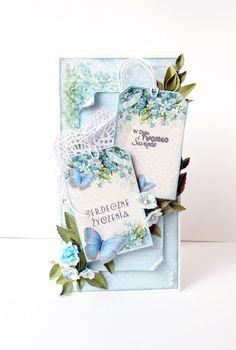 Lemoncraft: Inspiruje Irena: kolorowe kartki - Inspirations from Irena: colorful cards