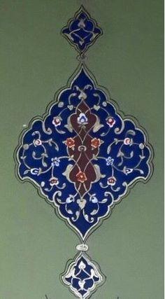 Islamic Art Pattern, Pattern Art, Turkish Art, Art Tutorials, Celtic, Religion, Mandala, Miniatures, Tattoos
