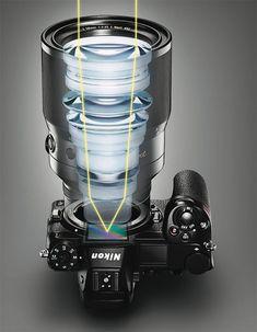Check out the upcoming Nikon Z Noct Nikkor lens - Photo Rumors Nikon Lenses, Camera Nikon, Canon Lens, Camera Gear, Canon Cameras, Film Camera, Camera Tips, Nikon Digital Camera, Backgrounds