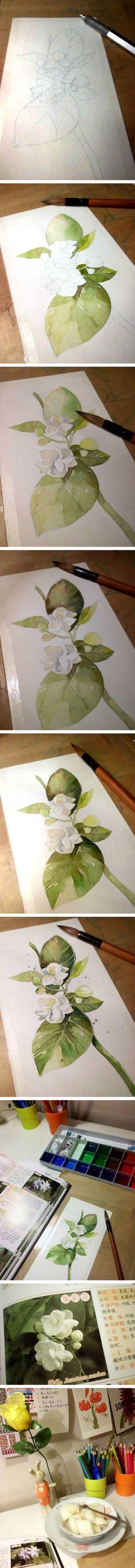 step by step jasmine