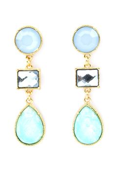 Icy Cocco Earrings