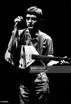 Singer Ian Curtis of the rock band Joy Division is photographed on April 1980 in London, England. Ian Curtis, Joy Division, Music Film, Music Icon, Friedrich Nietzsche, Samba, Popular Music Artists, Music Photo, Post Punk