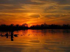 Bryan Charpentier's Louisiana Sunset