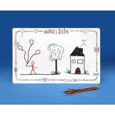 Play Mat If you want to buy please hurry: http://www.helpthemshine.com/home-wikki-stix