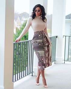 Short African Dresses, African Fashion Skirts, African Print Fashion, Skirt Fashion, African Skirt, Ankara Skirt, African Attire, Seshweshwe Dresses, Best African Dress Designs