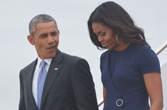 36 Photos of President Obama Staring Lovingly at Michelle Obama