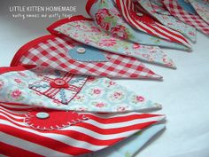 Tea Party Bunting   Flickr - Photo Sharing!