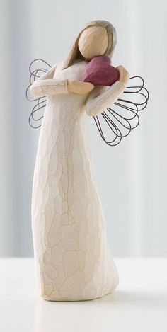 willow tree angels | enesco willow tree willow tree angel of the heart willow tree angel ...