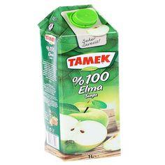 Tamek 1lt Elma Suyu - %100 Apple Juice