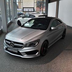 Mercedes-Benz CLA 45 AMG (Instagram der_landgraf)