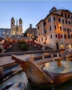 Most Romantic Places, Beautiful Places To Visit, Rome Travel, Italy Travel, Places Around The World, Around The Worlds, Rome Photography, Nature Photography, Rome Antique