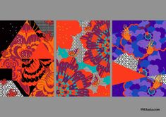 MENOGGA 米洛甲 on Behance Graphic Design Posters, Graphic Design Illustration, Illustration Art, Event Branding, Branding Design, Chinese Posters, Graph Design, Oriental Design, Design Reference