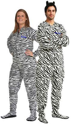 Matching Couples #Pajamas: Dalmatian Footed Pajamas | Matching ...