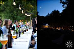Meadow Lark Farm Dinners, hosted by Oxford Gardens Farm in Boulder, Colorado