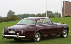 1960 Two-door Saloon by H.J. Mulliner (chassis BC115AR)