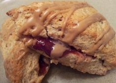 Tealightful Peanut Butter Jelly Scones Recipe