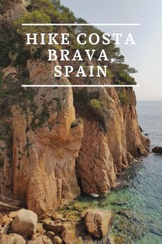 Hike Costa Brava to see the beauty of the wild coast. High cliffs, charming towns, and green pines. A perfect one day trip from Barcelona. Travel Tips For Europe, Hiking Europe, Travel Destinations, Travel Reviews, Travel Articles, Hotels, One Day Trip, Best Hikes, Camping