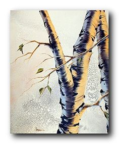 Just Awesome! This Aspen Tree scenery Wall Decor art print poster provides a vibrant look of natural beauty and adds charming expression to your home. Hang this tree wall art on the walls of your living room or lobby area which will surely brings you many compliments from your guests. It will be an ideal gift for all nature lovers. This beautiful scenery poster goes well with all decor style and helps you to transform the entire look of your home decor.