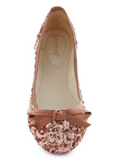 never can have too many pink flats My granddaughter would loooove these