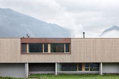 Wohnhybrid in Vorarlberg / Haus mit Schauraum - Architektur und Architekten - News / Meldungen / Nachrichten - BauNetz.de