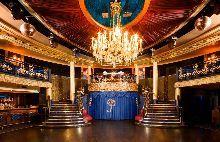 Cafe de Paris - London, Soho. http://www.bookatable.com/uk/218118/cafe-de-paris