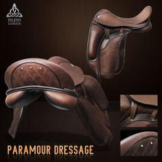 #saddle#paramour dressage# www.bliss-of-london.com Horse Gear, My Horse, Horse Love, Horse Tack, Equestrian Style, Equestrian Fashion, Dressage Saddle, Saddle Leather, Saddle Pads