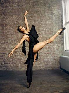 Misty Copeland Becomes First Black Principal Ballerina at American Ballet Theater