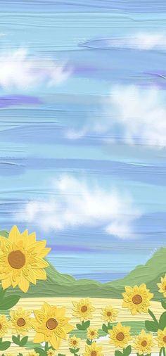 Simple Iphone Wallpaper, Flower Phone Wallpaper, Simple Wallpapers, Tumblr Wallpaper, Aesthetic Iphone Wallpaper, Screen Wallpaper, Cute Backgrounds, Aesthetic Backgrounds, Aesthetic Wallpapers