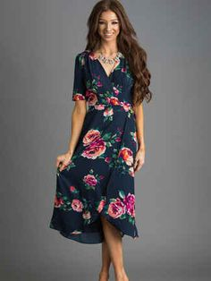 Guest Attire: 15 Floral Dresses Perfect for Summer Weddings  | TheKnot.com