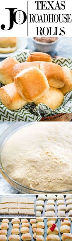 Texas Roadhouse Rolls – copycat recipe of the Texas roadhouse rolls! These rolls are incredibly fluffy, buttery and super tender, probably the best rolls you will ever eat.