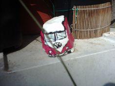 mein erster VW-bus :)