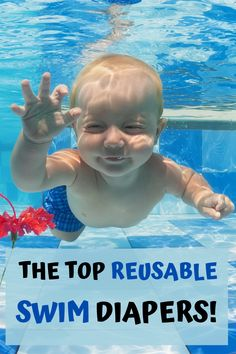 Used Cloth Diapers, Reusable Diapers, Sully, Best Brand, Swimming Pools, Good Things, Summer, Swiming Pool, Pools
