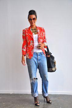 Look com Blazer Feminino