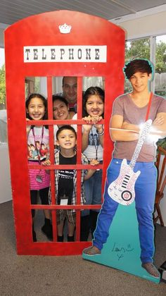 Teen Party Ideas: Party on in One Direction