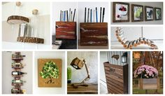 In this article you are going to see some Astonishing DIY Wood Crafts That Will Impress You!