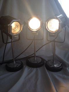 Vintage stage light  Mini spots