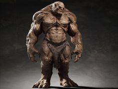 Troll Creature 3D Models