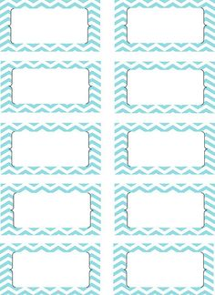 Free printable labels- food storage shelves, pantry, linen closet, fabric shelves:)