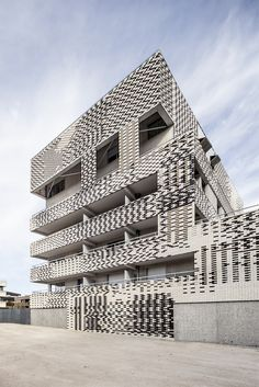 Dwellings in Toulouse | Mateo Arquitectura | Via