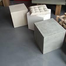 Betonwürfel Garten eine detaillierte anleitung um einen hocker aus beton selber